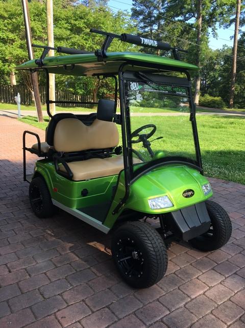 Paddle Board Car Racks >> Atlantic Electric Vehicles, Golf Carts, Virginia Beach ...